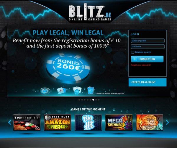 Blitz casino : pourquoi il faut l'éviter ?