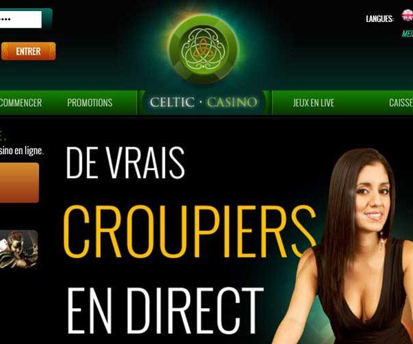 Celtic casino : pourquoi faut-il l'éviter ?