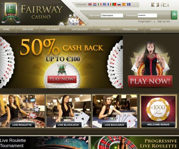 Fairway casino : avis et critiques !