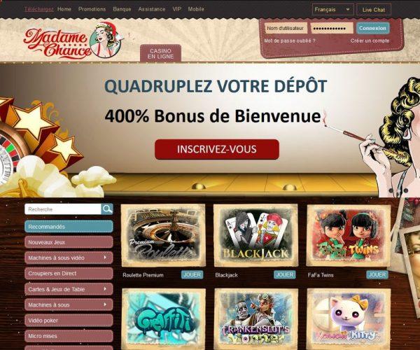 Casino Madame Chance : arnaque ou opportunité ?