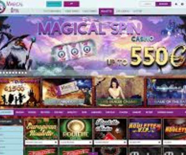Casino Magical Spin : un casino à fuir
