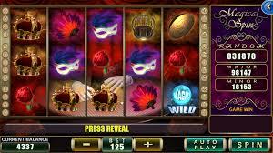 avis casino magical spin