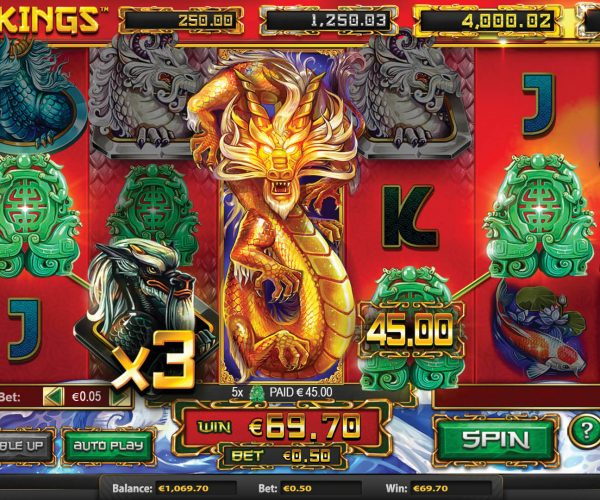 Avis machine a sous gratuites 50 dragons : particularités et avantages !