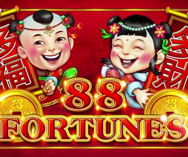 Avis complet et honnête sur la machine à sous 88 Fortunes