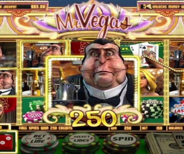 La machine à sous gratuite Mr Vegas Casino : notre avis et conseils