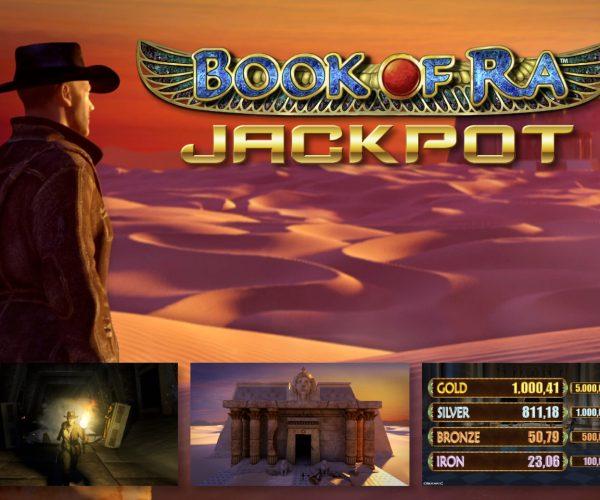 Avis sur le jeu Book of Ra