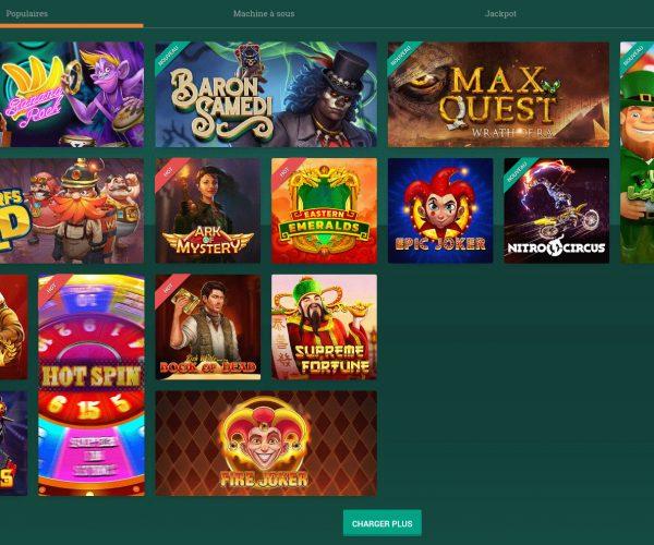 """Notre avis détaillé sur le casino français """"Cresus"""""""