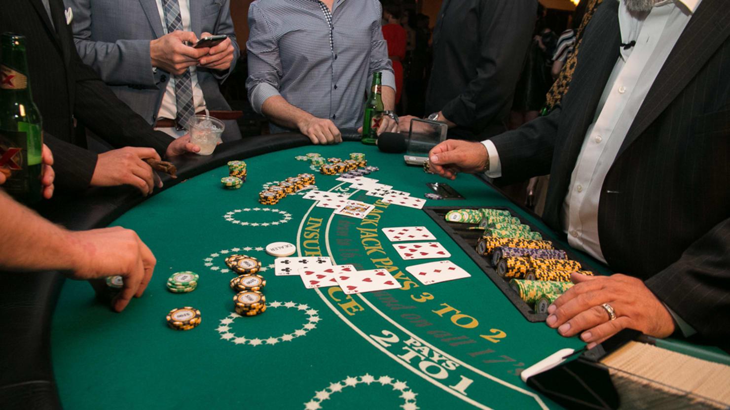 regle blackjack