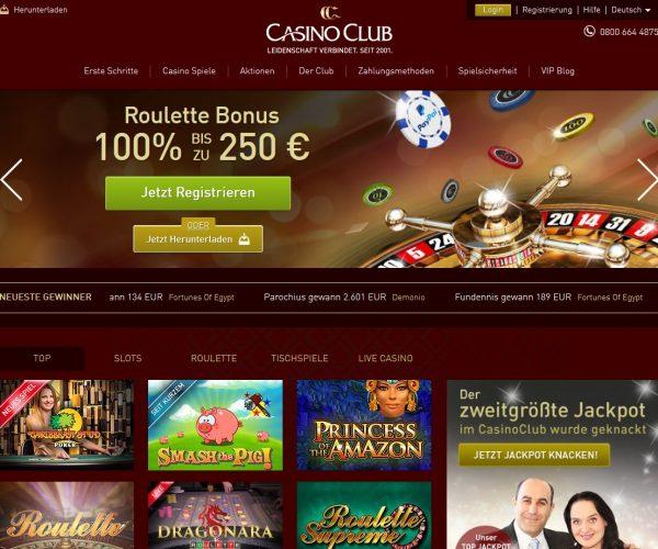 Avis Casino Club : notre revue !