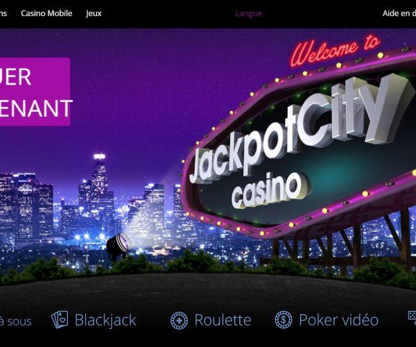 Avis casino Jackpot City : bon plan ou arnaque ?