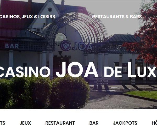 Casino Joa de luxeuil : le test casino terrestre !